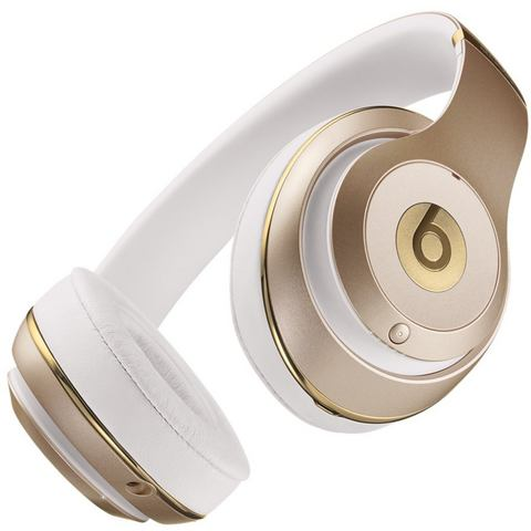 Apple Beats Studio Wireless Headphones-Gold (MHDM2ZM-B)