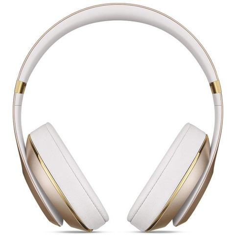 Apple Beats Studio Wireless Headphones-Gold (MHDM2ZM-B)