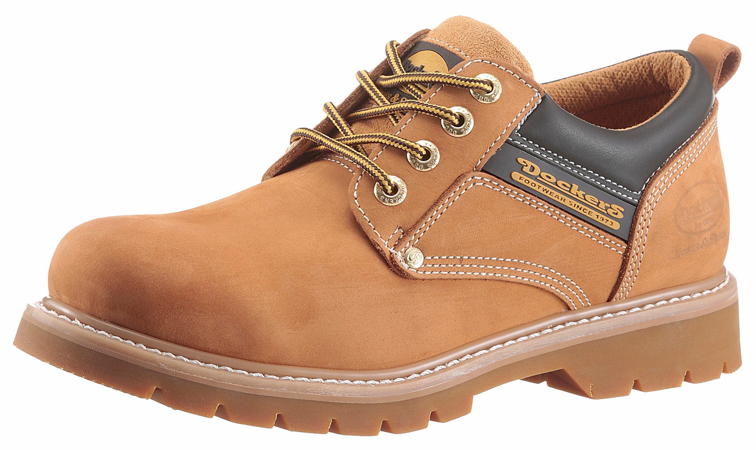 Bureau Brun Dockers Par Des Chaussures De Bureau Gerli Pour Les Hommes 4emsl5nVOP