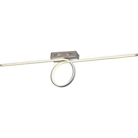 Naeve LED-plafondlamp, vaste LED's, »LOOP LINE«