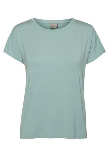 Vero Moda Regular fit casual top met korte mouwen