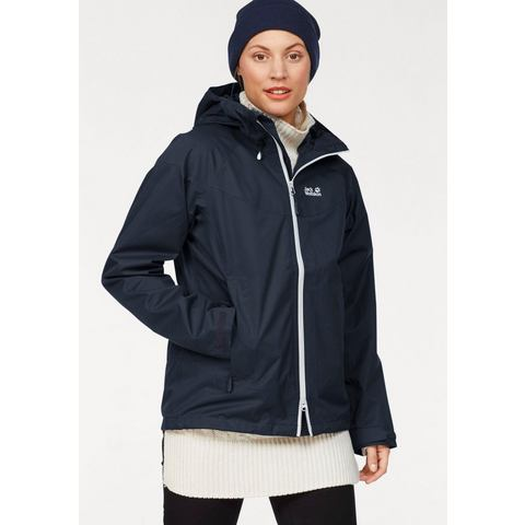 NU 15% KORTING: JACK WOLFSKIN outdoorjack »NORTH RIDGE WOMEN«