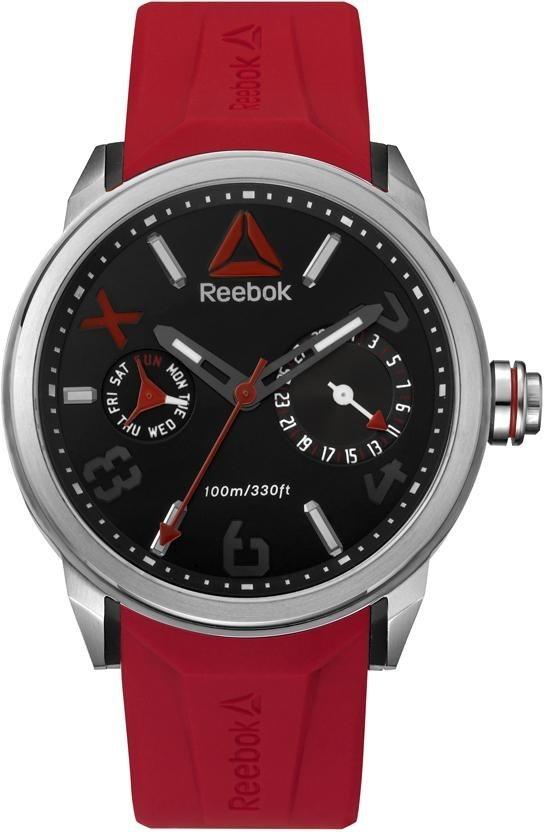 REEBOK multifunctioneel horloge »Flashline RD-FLA-G5-S1IR-BR«