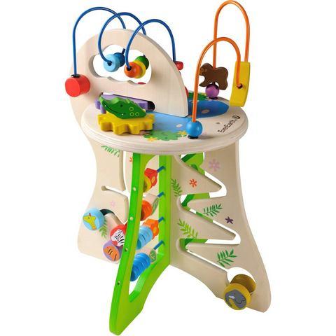 EverEarth® houten speelgoed, Safari activity center