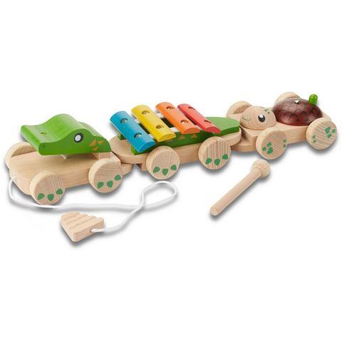 EverEarth® houten speelgoed, Muziektrein