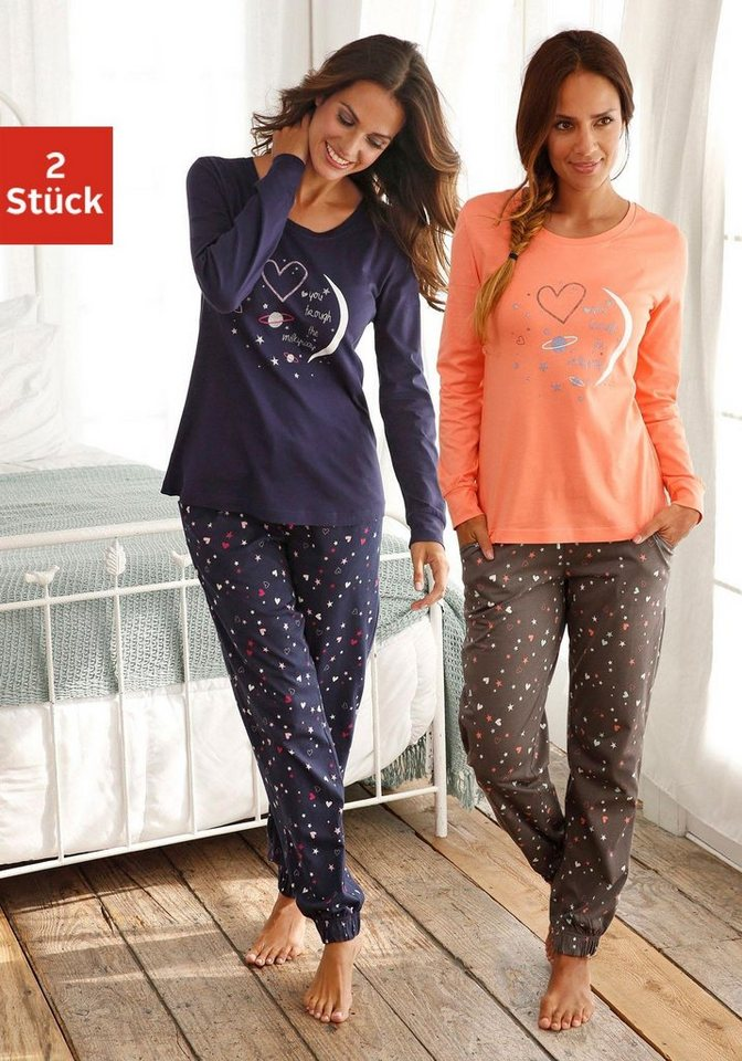 Pyjama in set van 2 VIVANCE DREAMS