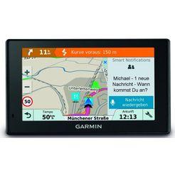 garmin navigatiesysteem »drive smart 51 lmt-d eu« zwart