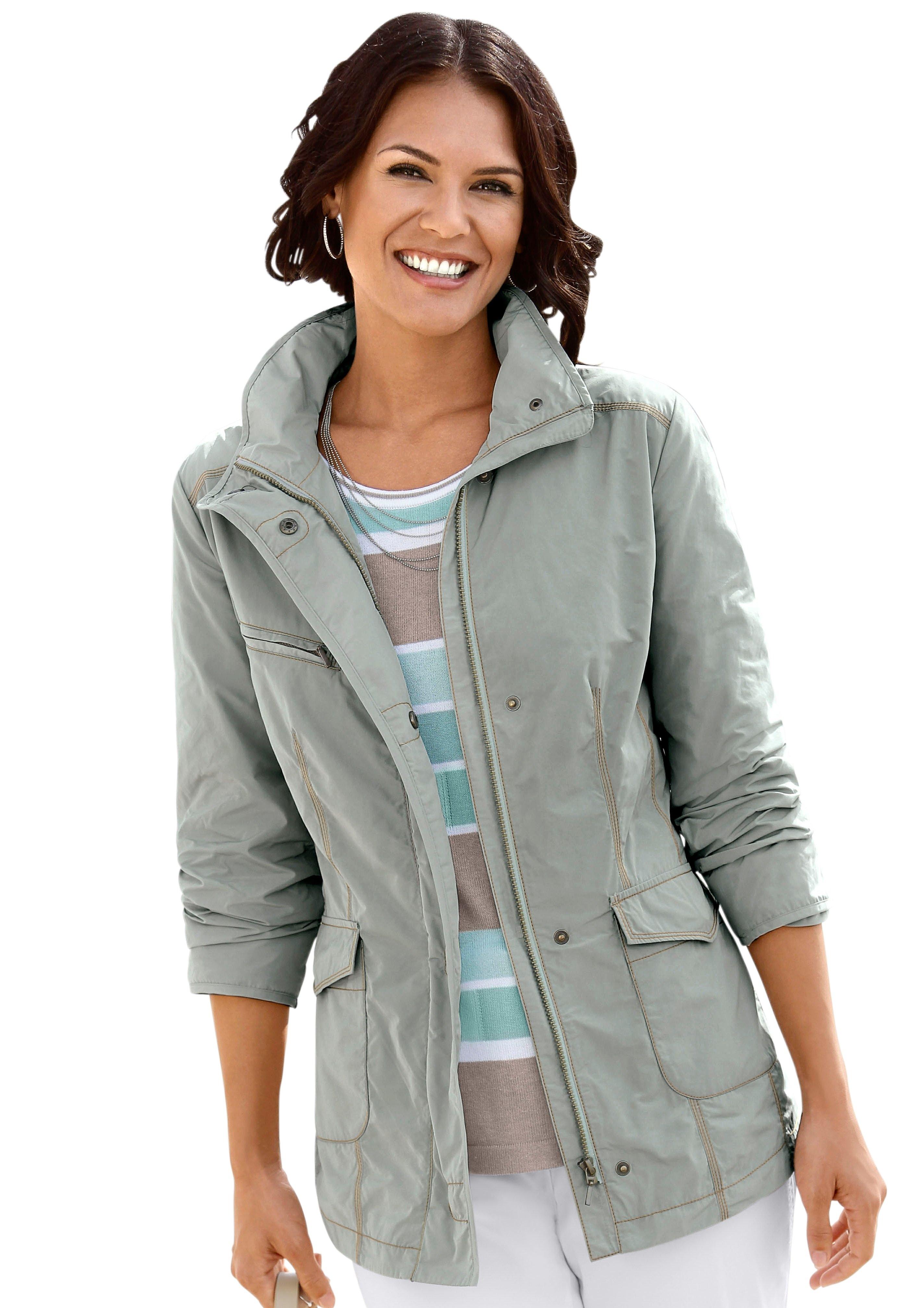 Op zoek naar een Casual Looks jas met platte kraag? Koop online bij OTTO