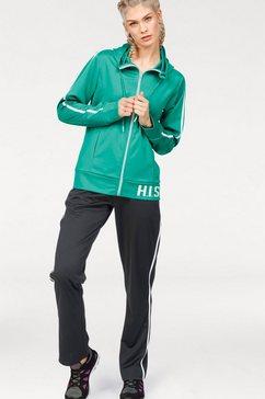 h.i.s trainingspak (set, 2-delig) groen