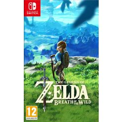 nintendo switch, legend of zelda, breath of the wild