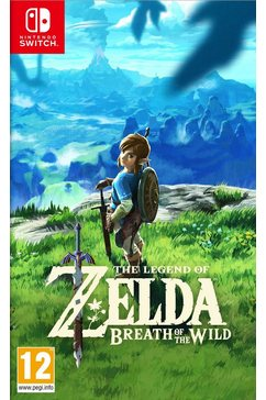 Switch, Legend of Zelda, Breath of the Wild