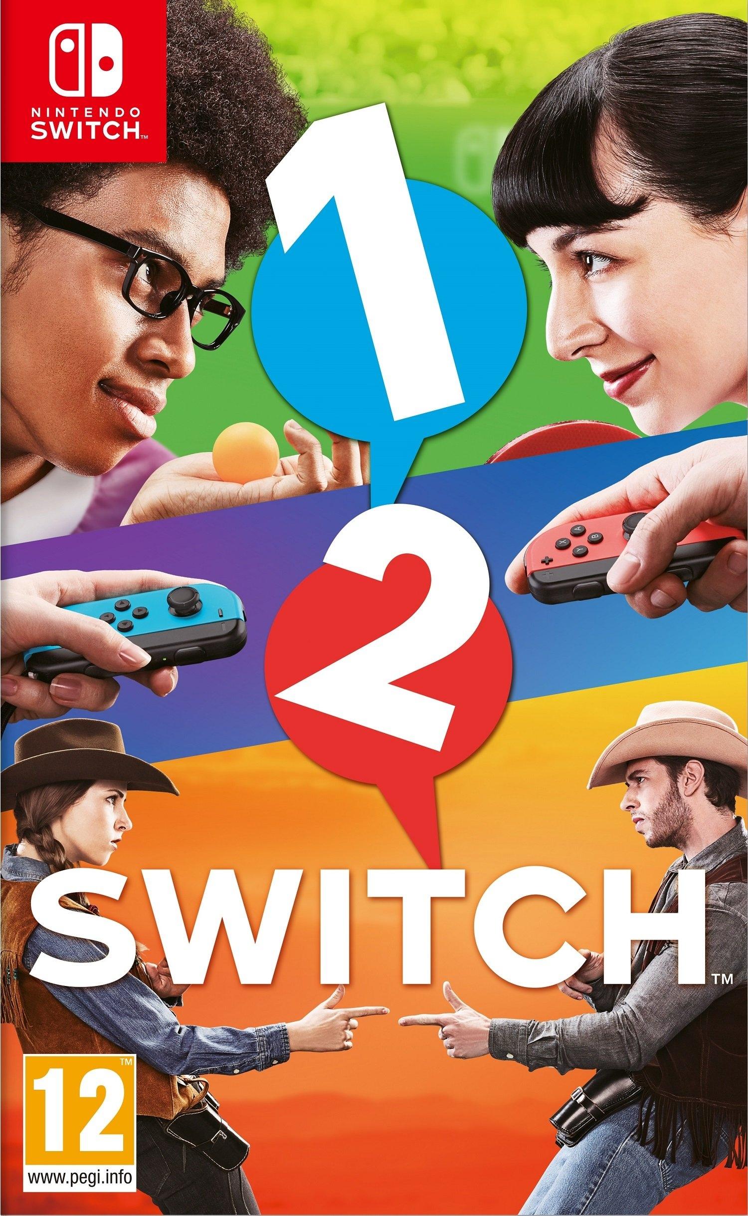NINTENDO Switch, 1-2 Switch nu online bestellen