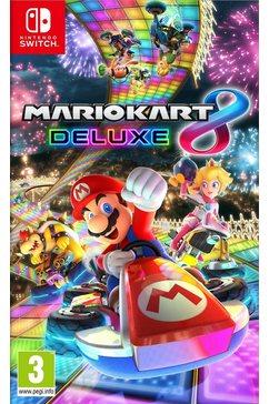 Switch, Mario Kart 8 DeLuxe
