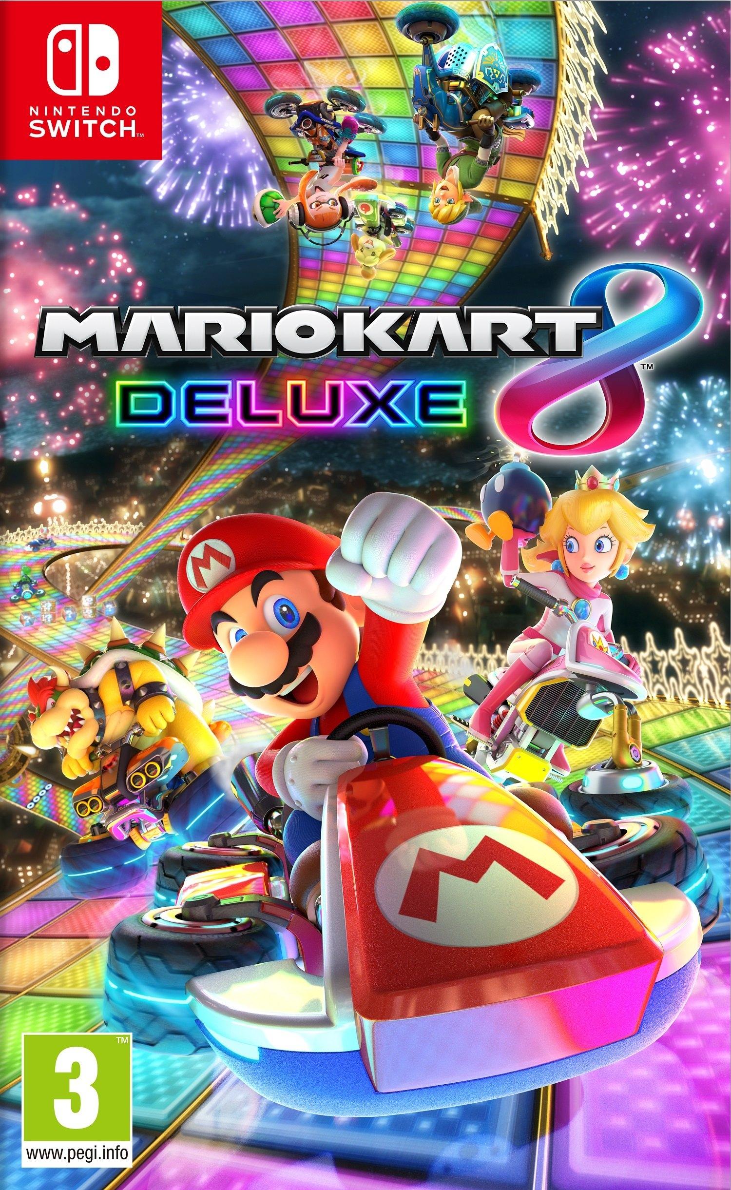 NINTENDO Switch, Mario Kart 8 DeLuxe nu online kopen bij OTTO