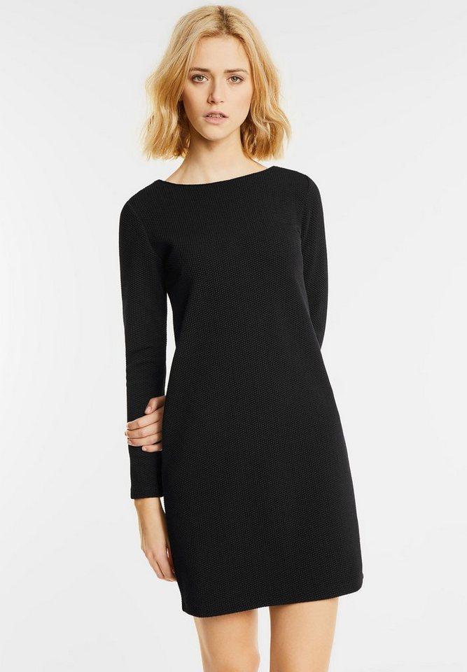 Street One jersey jurk Xandra zwart