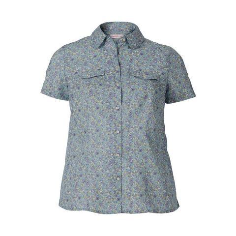 sheego Casual Gedessineerde blouse