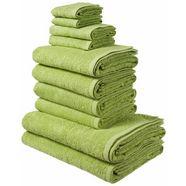 my home handdoekenset inga groen