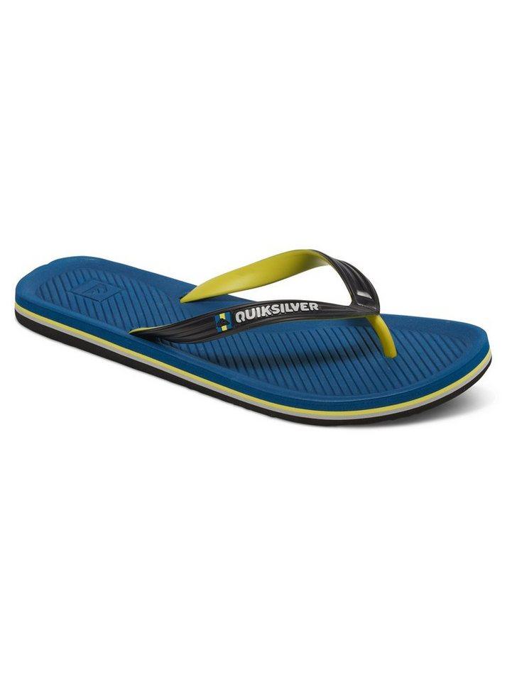 NU 20% KORTING: Quiksilver Slippers »Haleiwa«