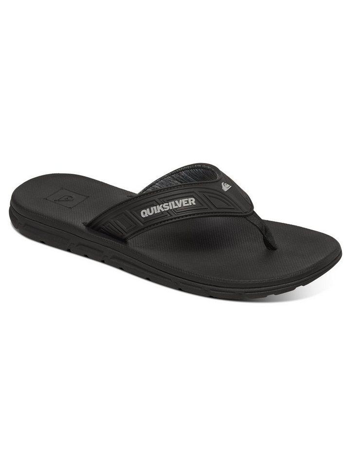 NU 20% KORTING: Quiksilver Slippers »Flow – Sandalen«