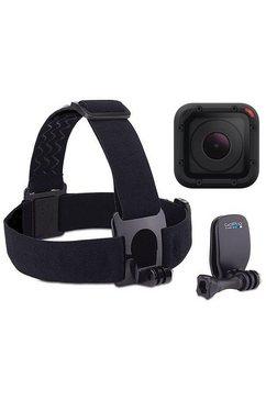 actioncam GOPRO HERO Session incl. gratis headstrap + QuickClip 1080p SuperView