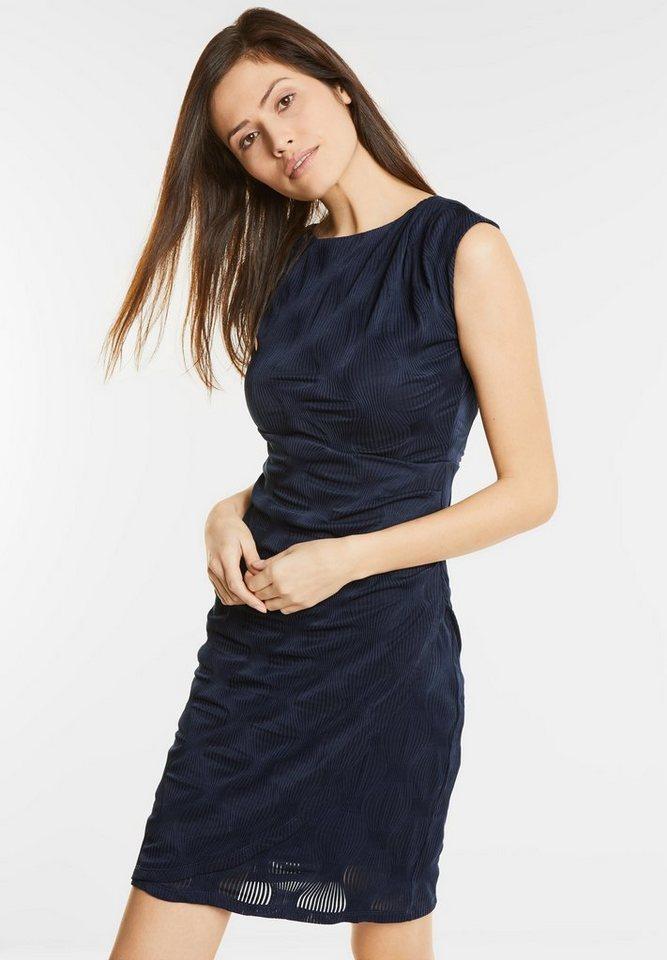 Street One Elegante jurk Onora blauw