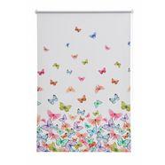 rolgordijn met zijbediening, home affaire collection, »butterfly«, verduisterend-energiebesparend multicolor