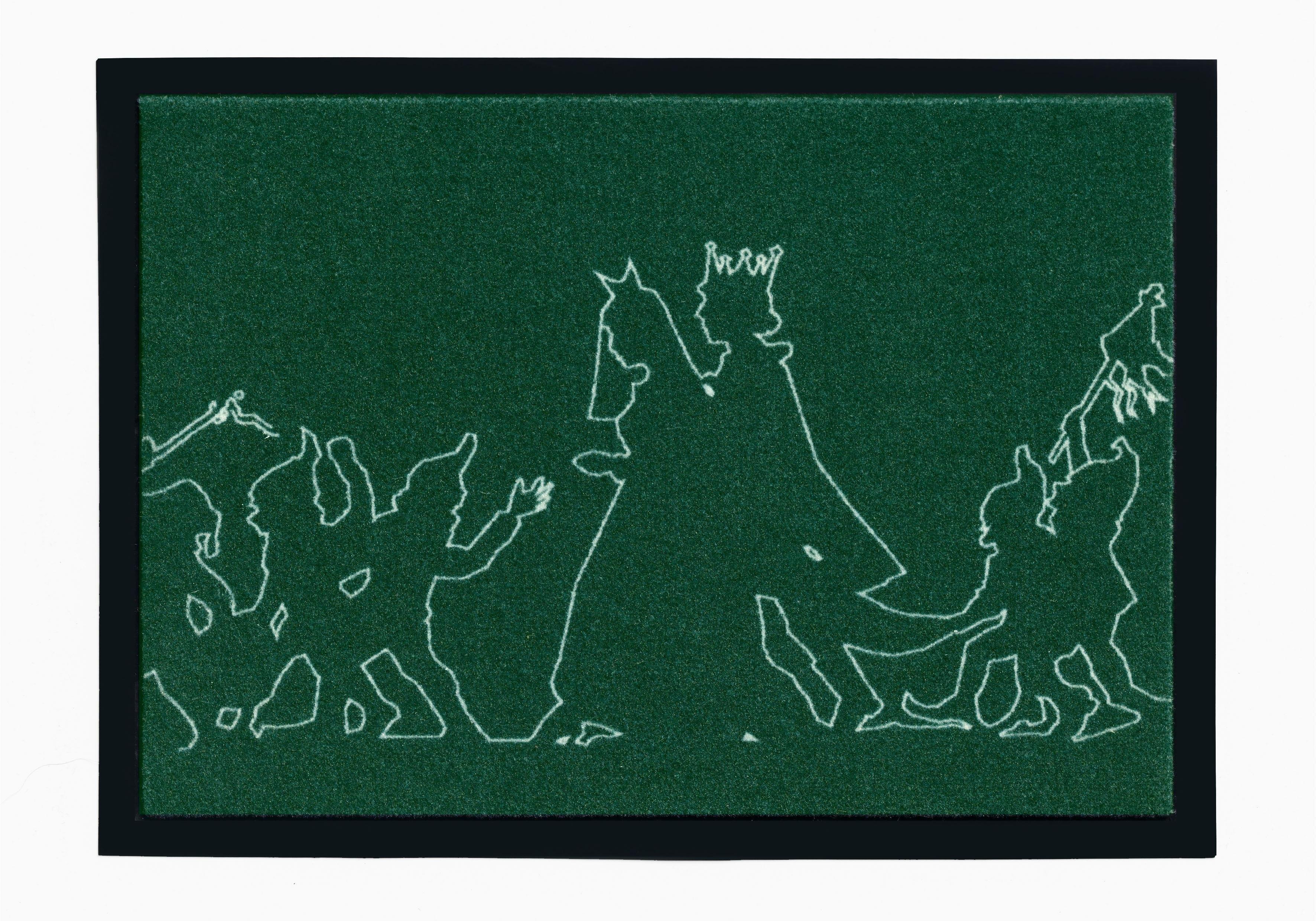 grimmliis mat »Sprookje 3«, hoogte 2 mm, met antislip-coating nu online bestellen