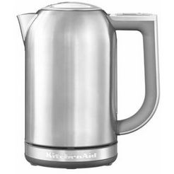 kitchenaid waterkoker 1,7 liter edelstaal zilver