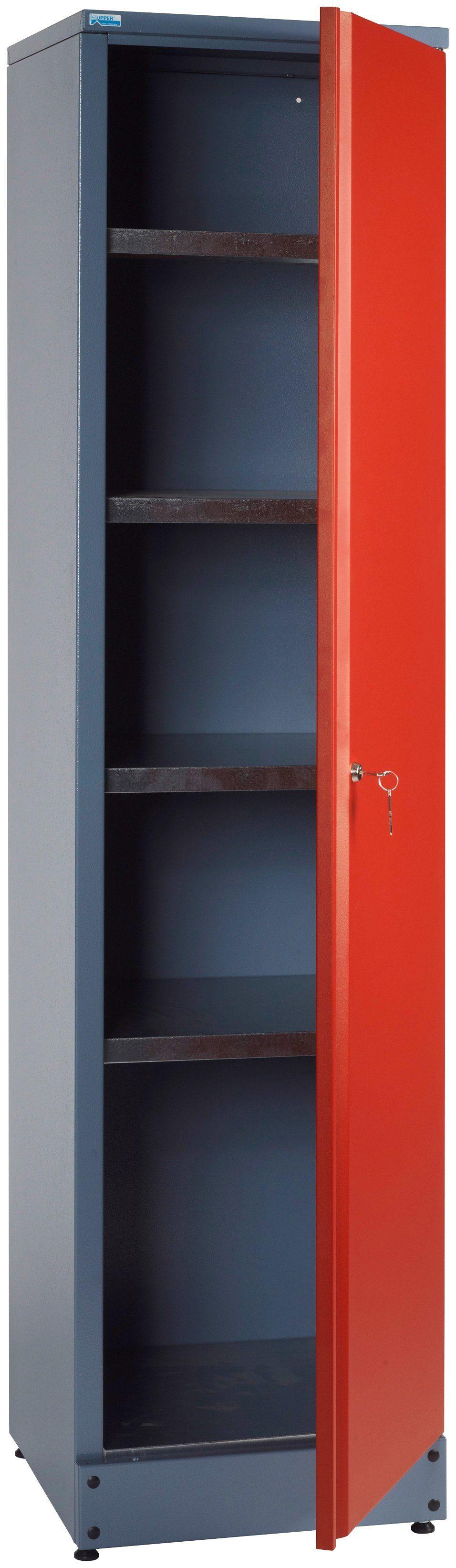 Kast Met Planken : KÜpper hoge kast deur planken in rood« online shop otto