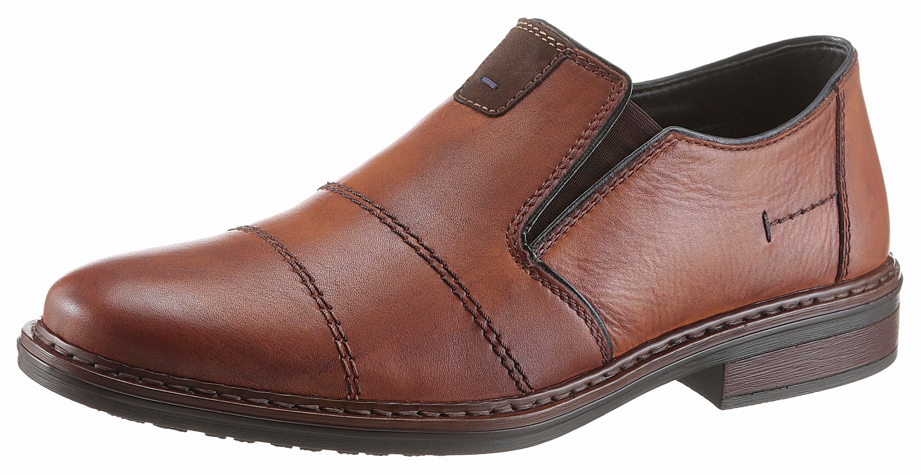 Rieker Brun Chaussures Casual Hommes Occasionnels 3r1FhbC
