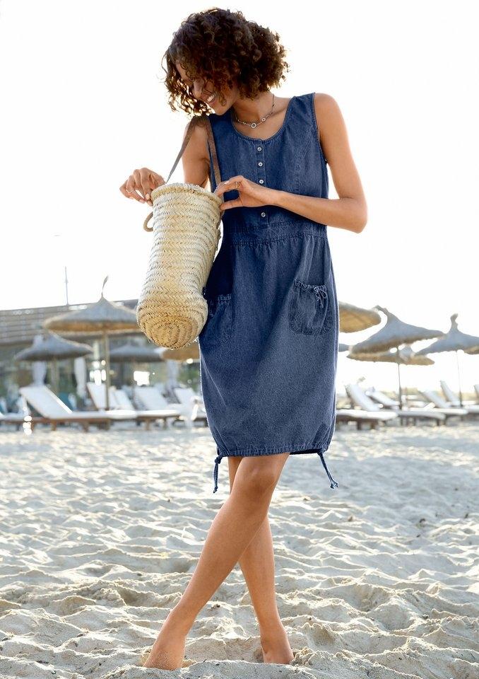Casual Looks jurk van puur katoen - gratis ruilen op otto.nl