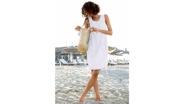 15ae05f5e0a4b0 Casual Looks jurk van puur katoen online kopen