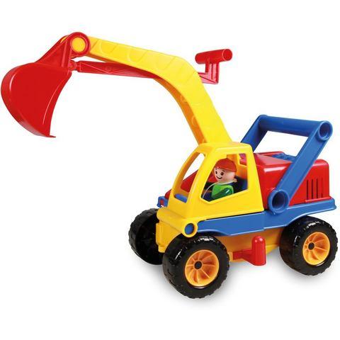 LENA® speelgoedauto, »Aktive Graafmachine«
