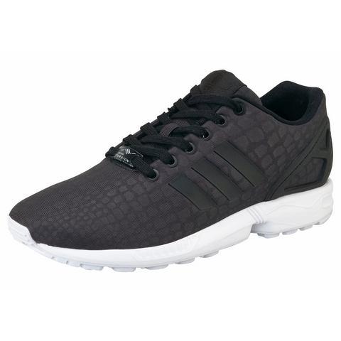 adidas-sneaker ZX Flux in zwart