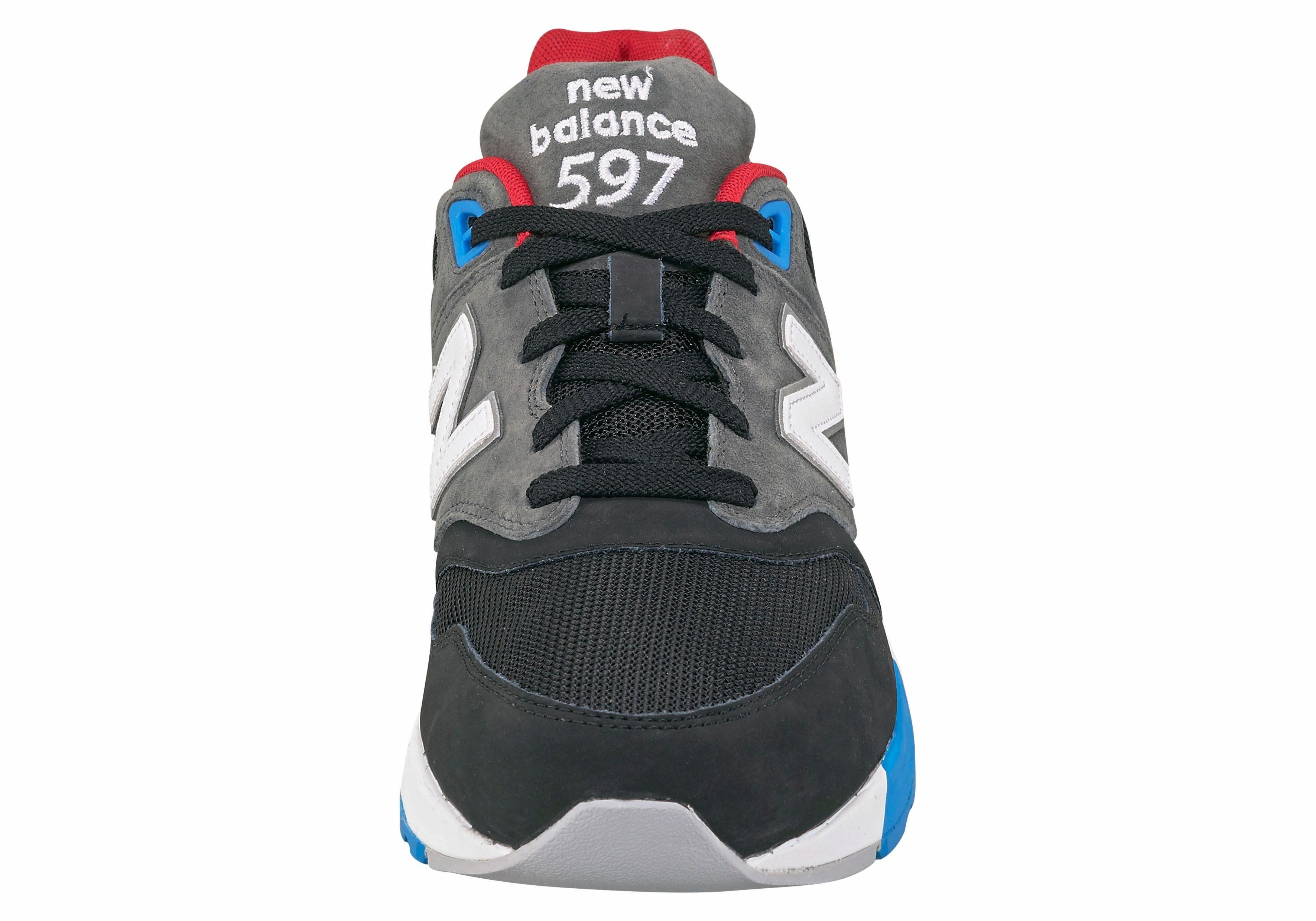 Nouvelles Chaussures De Sport D'équilibre Laag Turquoise « Ml597 » 3tGkKHp