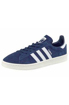 adidas originals sneakers »campus« blauw