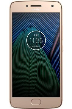 Moto G5 Plus smartphone, 13,2 cm (5,2 inch) display, LTE (4G), Android, 12,0 megapixel, NFC