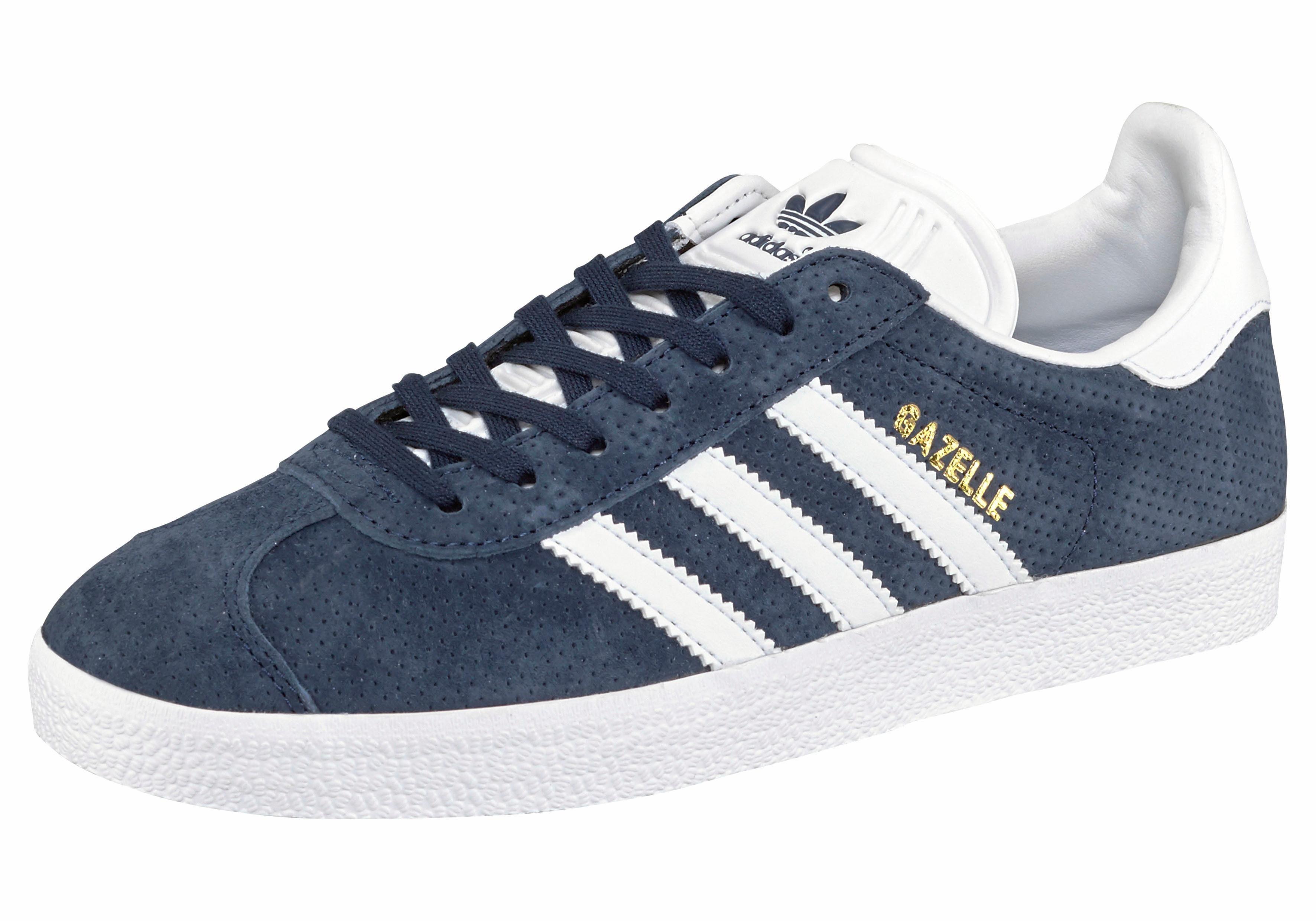 Adidas Gazelle Formateurs - Bleu J8VUf