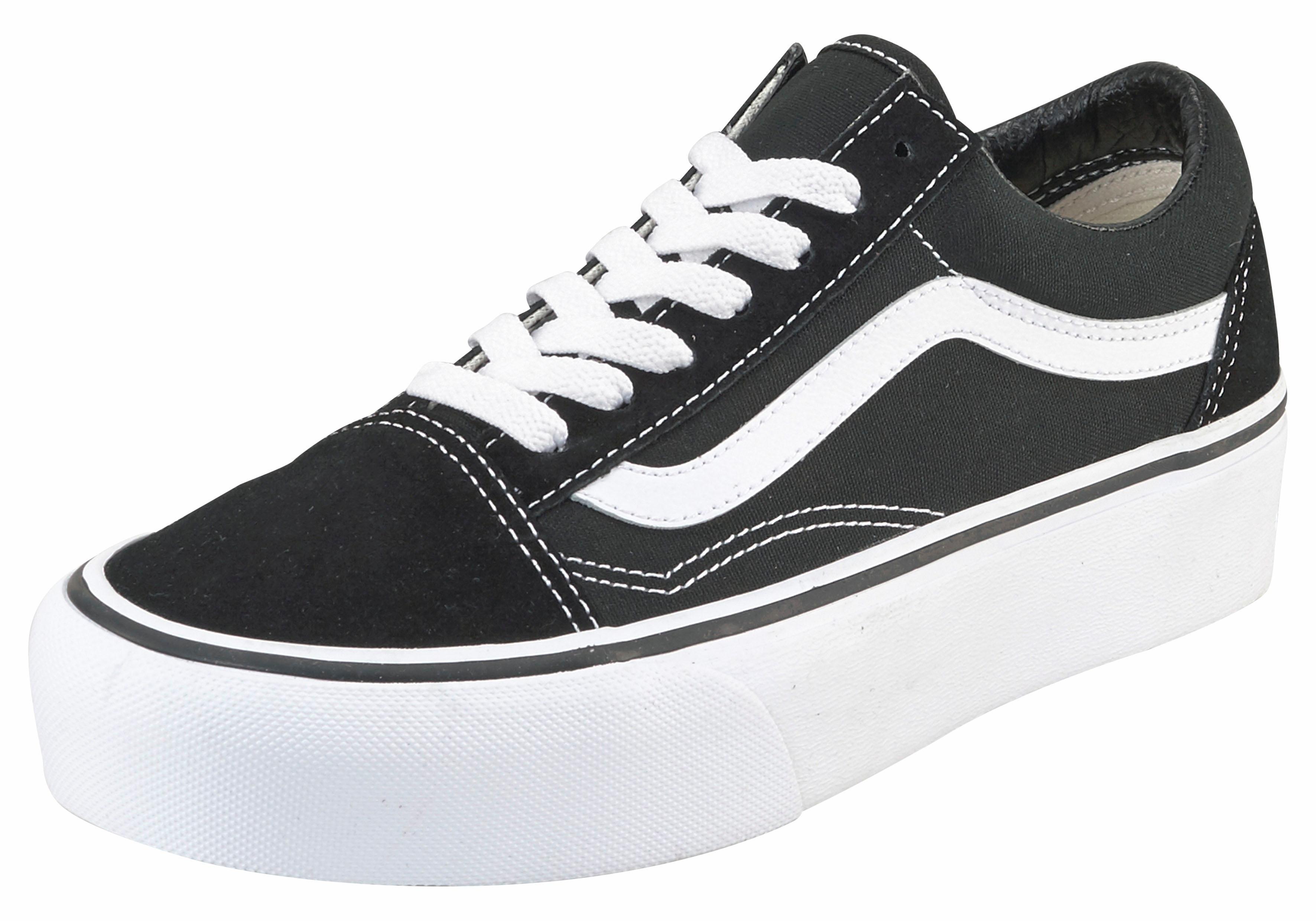 VANS sneakers »Old Skool Platform« - gratis ruilen op otto.nl