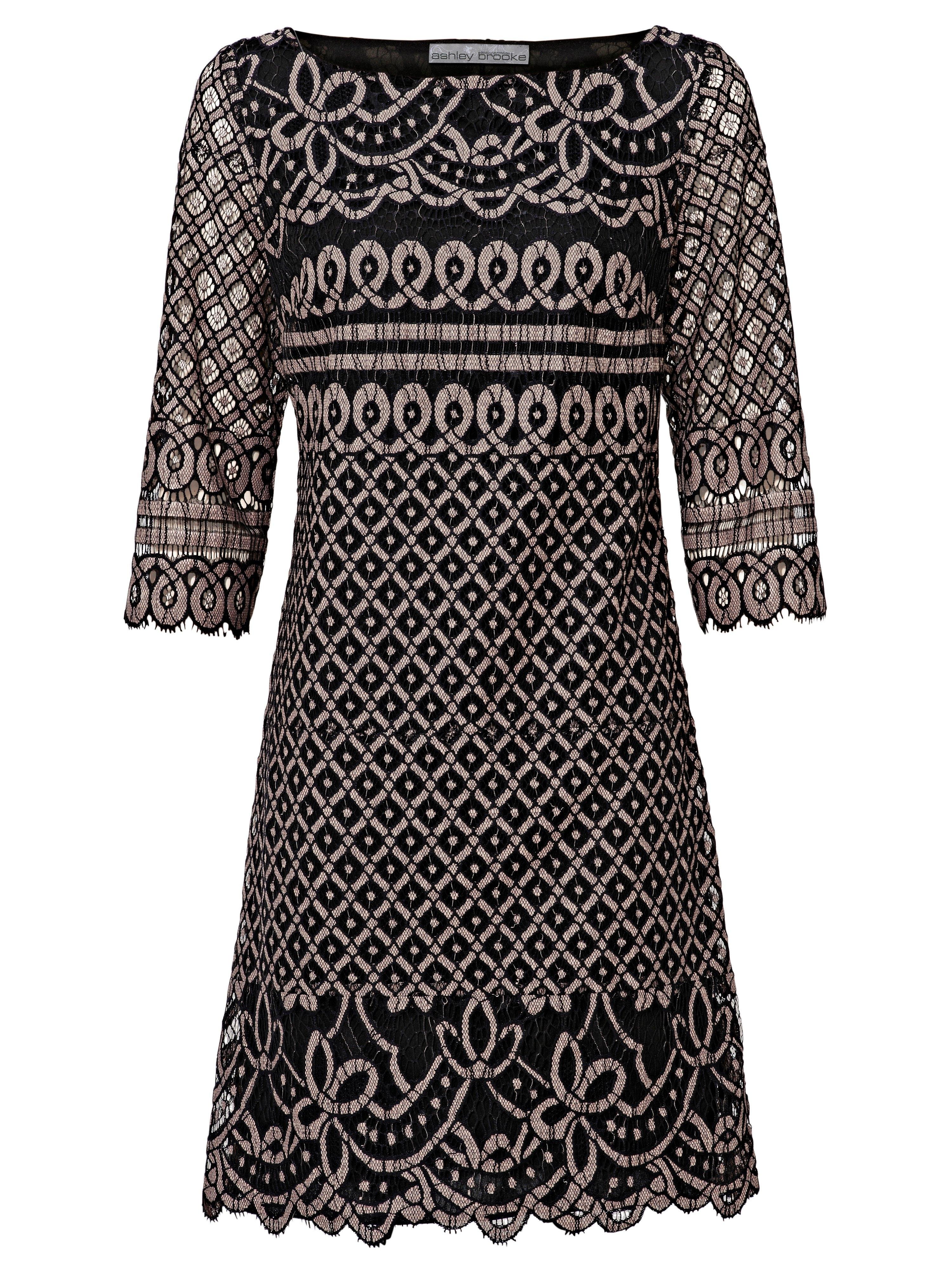 Patrizia Dini By Heine Kanten jurk bestellen: 14 dagen bedenktijd