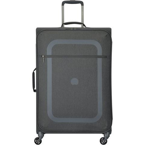 DELSEY zachte koffer met 4 rollers, »Dauphine 3«
