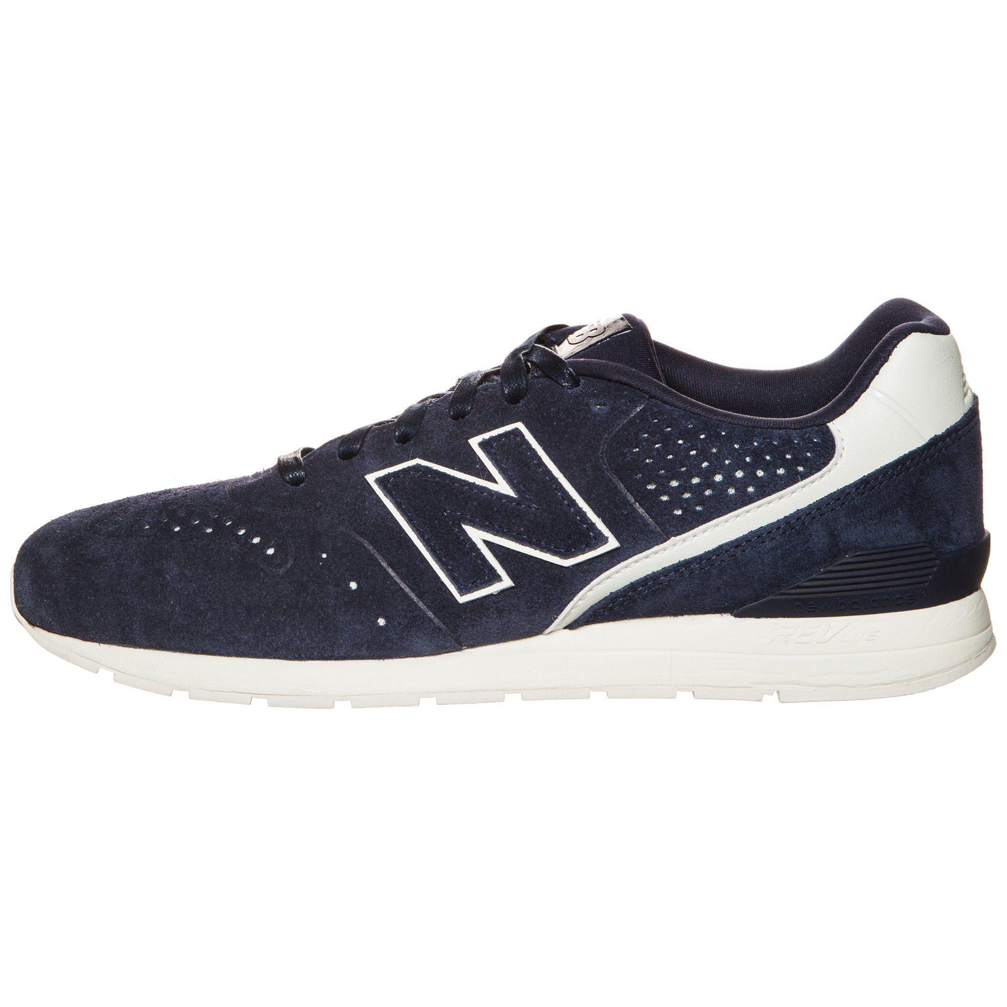 new balance 996 heren blauw