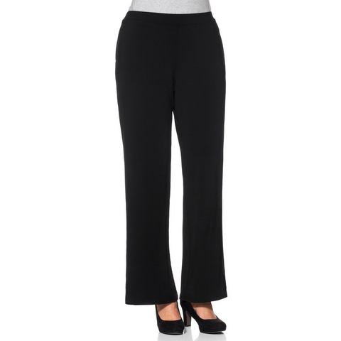 SHEEGO STYLE wijde stretch-comfortbroek