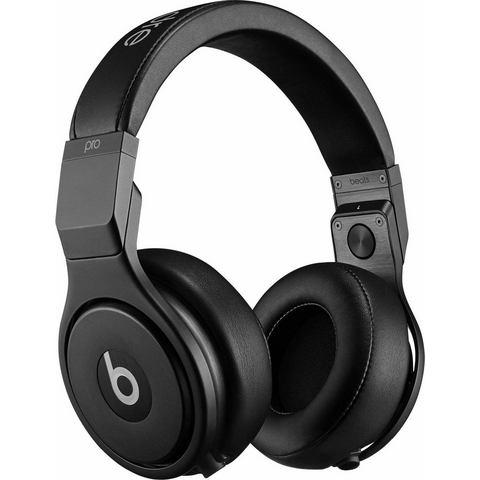 Apple Beats Pro Over-Ear Headphones Inf Black (MHA22ZM-B)
