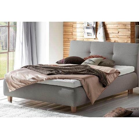 HOME AFFAIRE boxspring Mirja, met pocketveringskern hardheid 2, in 3 breedten, incl. topmatras
