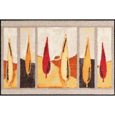 Mat, Pioppi, Salonloewe, rechthoekig, hoogte 6 mm, print