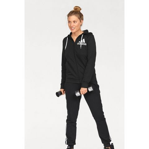 NU 15% KORTING: ADIDAS PERFORMANCE joggingpak »CO MID 3S TRACKSUIT«