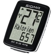 sigma sport fietscomputer bc 9.16 ats draadloos zwart
