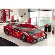 vipack raceauto-ledikant rood