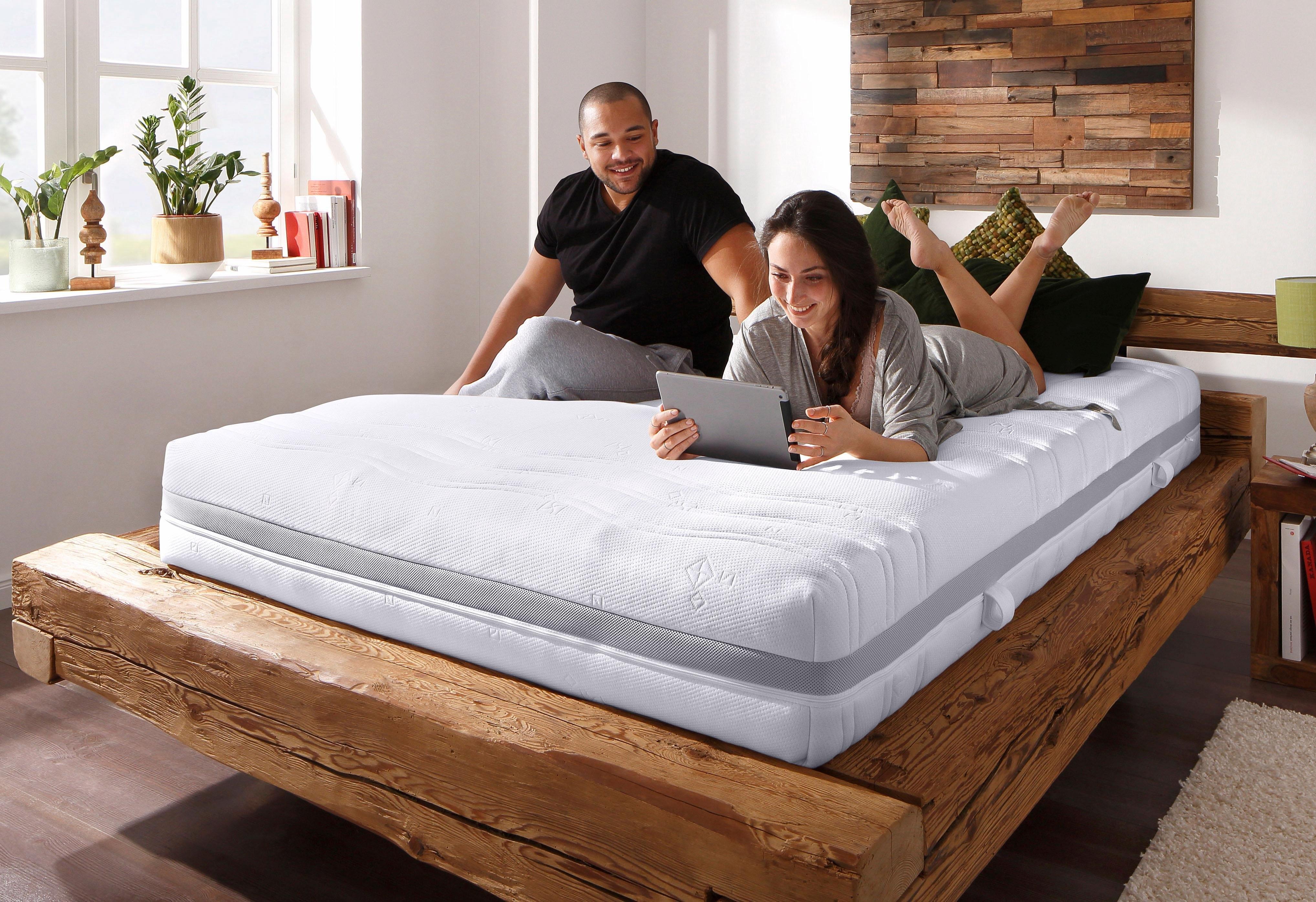 Beco EXCLUSIV koudschuimmatras Comfort for Me stevig, comfortabel & universeel tot 120 kg hoogte 19 cm nu online bestellen